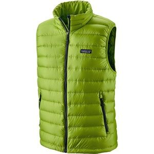 Patagonia Down Puff Insulated Vest  SZ SM